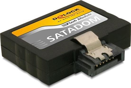 DeLOCK SATA Flash modules 16GB MLC (54654)