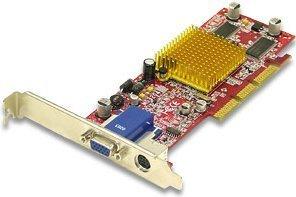FIC A92L, Radeon 9200SE, 128MB, DVI, TV-out, AGP