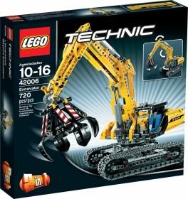 LEGO Technic - Raupenbagger (42006)