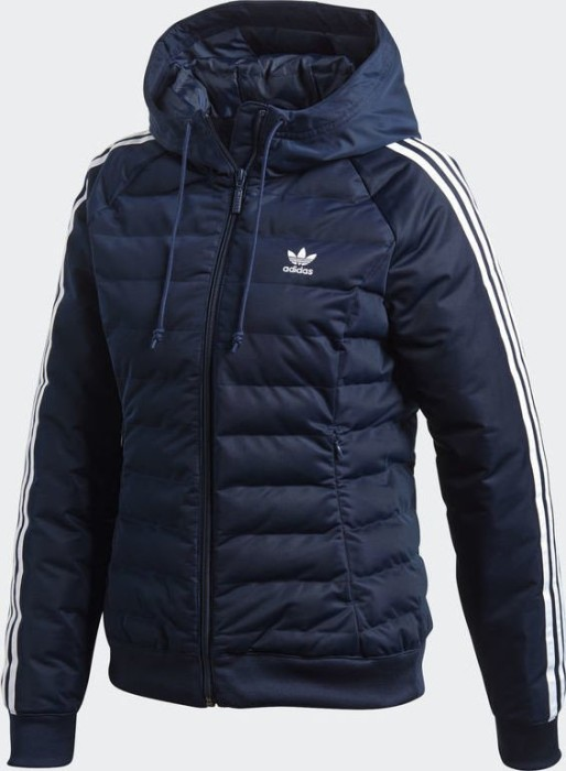 100% authentic official cheapest price adidas Slim Jacke collegiate navy (Damen) (DH4584) ab € 97,50