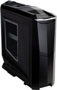 SilverStone Raven RV01 black, acrylic window (SST-RV01B-W)