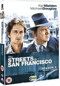 The Streets of San Francisco Season 2 (UK)
