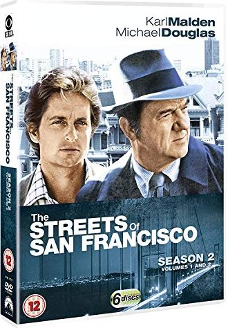 The Streets of San Francisco Season 2 (UK) -- via Amazon Partnerprogramm
