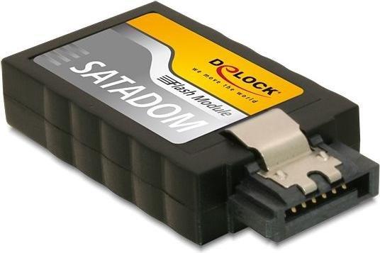 DeLOCK SATA Flash modules 16GB, vertical (54655)