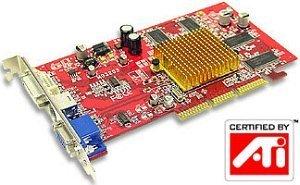 FIC A92, Radeon 9200, 128MB DDR, DVI, ViVo, AGP