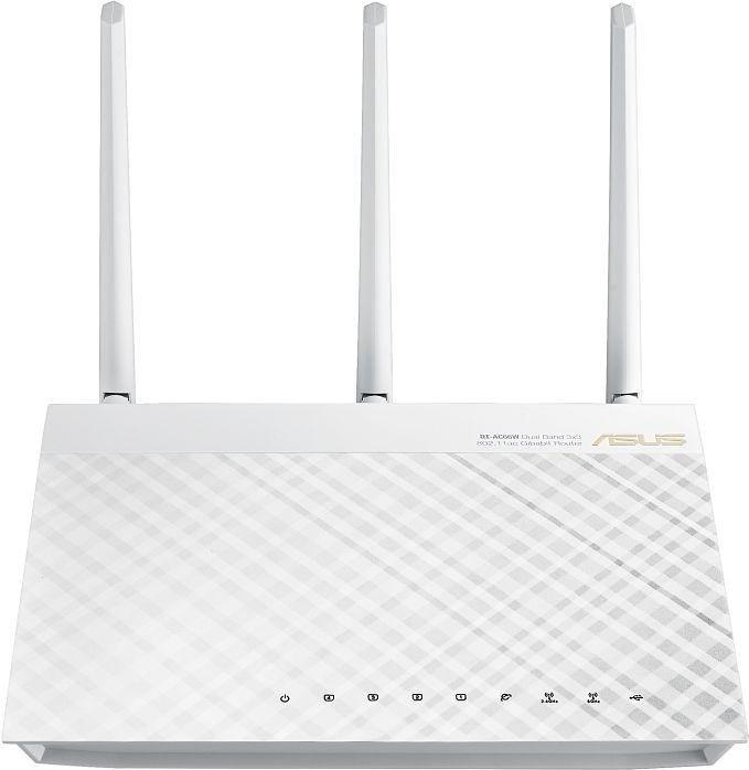 ASUS RT-AC66U White (90-IGY7002M03-3PA0)