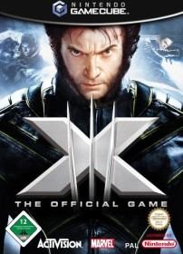 X-Men - The official Game (GC)