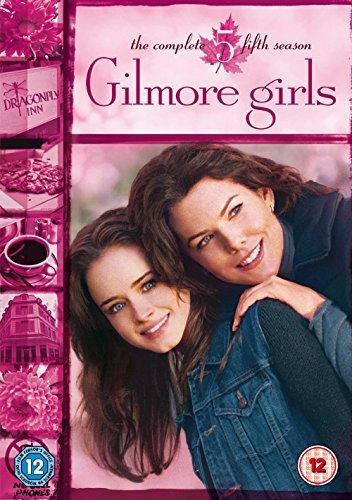 Gilmore Girls Season 5 (UK) -- via Amazon Partnerprogramm