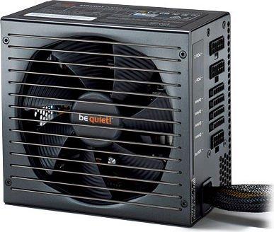 be quiet! Straight Power 10-CM 600W ATX 2.4 (E10-CM-600W/BN235)