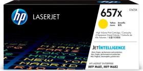 HP Toner 657X gelb (CF472X)
