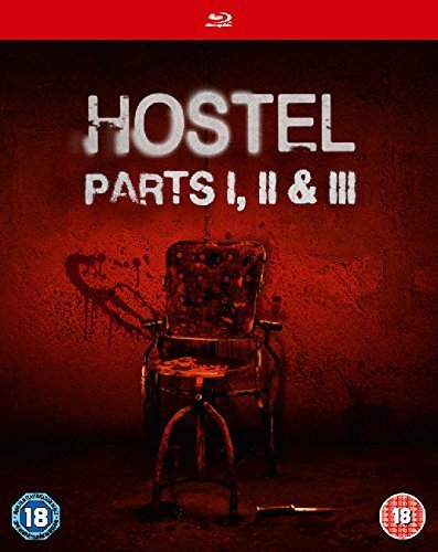 Hostel (Blu-ray) (UK) -- via Amazon Partnerprogramm