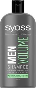 Syoss Volume hair shampoo, 500ml
