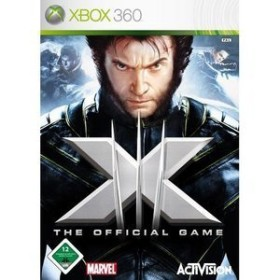 X-Men - The official Game (Xbox 360)