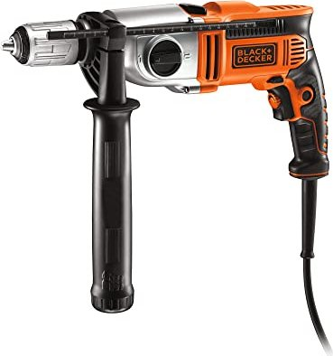 Black&Decker KR110 hammer drill incl. case -- via Amazon Partnerprogramm