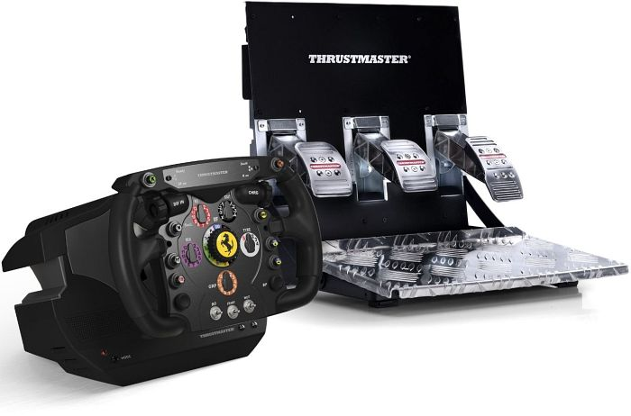 Thrustmaster Ferrari F1 Wheel integral T500, USB (PC/PS3)