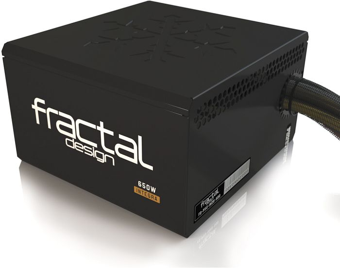 Fractal Design Integra R2 650W ATX 2.31 (FD-PSU-IN2B-650W)