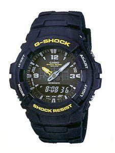 Casio G-Shock G-100