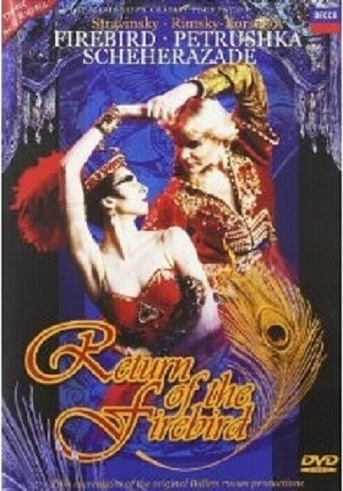 Bolshoi Ballett - Return Of The Firebird -- via Amazon Partnerprogramm