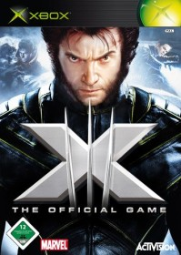 X-Men - The official Game (Xbox)