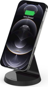 Belkin BoostCharge magnetic wireless Charger Stand 7.5W without power supply black (WIB003btBK)