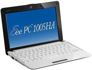 ASUS Eee PC 1005HA-WHI037S white