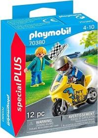 playmobil Special Plus - Jungs mit Racingbike (70380)