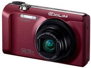 Casio Exilim EX-H30 red