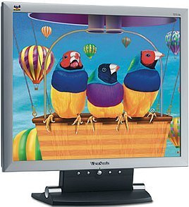 "ViewSonic VE510s silver, 15"", 1024x768, analog"