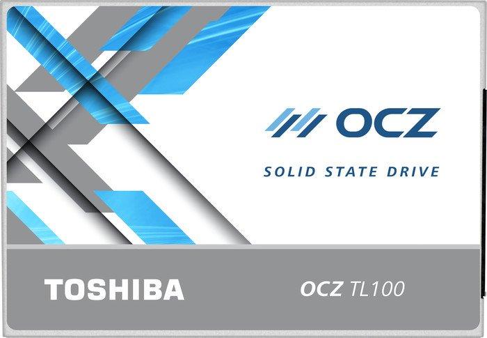 Toshiba OCZ TL100 120GB, SATA (TL100-25SAT3-120G)