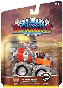 Skylanders: Superchargers - Figur Thump Truck (Xbox 360/Xbox One/Wii/WiiU/PS3/PS4/3DS)