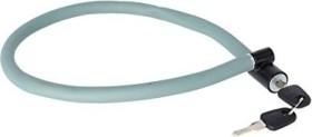 AXA Resolute 6-60 Kabelschloss, Schlüssel grün (59430601SC)