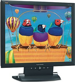 "ViewSonic VE510b schwarz, 15"", 1024x768, analog"