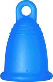Me Luna Classic Ring Größe S Menstruationstasse blau (YC-7501-0013)