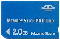 CnMemory Memory Stick (MS) Pro Duo  2GB (CNM83039)