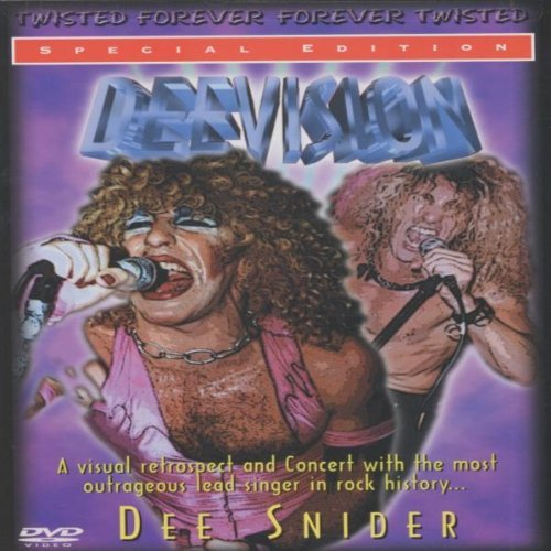 Dee Snider - Deevision -- via Amazon Partnerprogramm