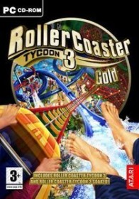 RollerCoaster Tycoon 3 - Gold Edition (PC)