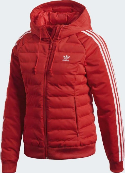 adidas Slim Jacke collegiate real red (Damen) (DH4585) ab € 84,92