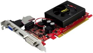 Palit GeForce GT 520, 1GB DDR3, VGA, DVI, HDMI (NEAT5200HD06F)