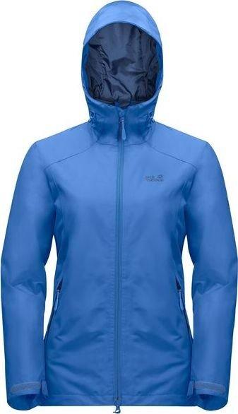 kupuję teraz wylot online całkowicie stylowy Jack Wolfskin Chilly Morning Jacket zircon blue (ladies) (1110631-1515)  from £ 76.93