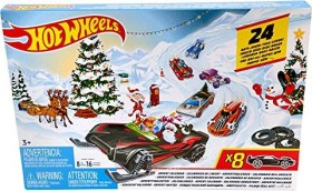 Mattel Hot Wheels Advent Calendar 2019 (FYN46)