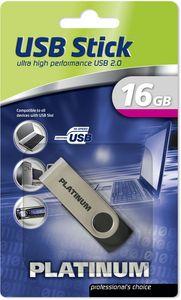 BestMedia Platinum Twister 16GB, USB-A 2.0 (177562/177512)