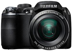 Fujifilm FinePix S3200 black