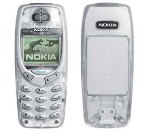 Nokia Xpress-on Cover for Nokia 3310/3330 (various colours)