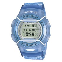 Casio Baby-G BG-164B-4AVER raspberry Cloud