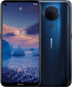 Nokia 5.4 Dual-SIM 128GB Polar Night