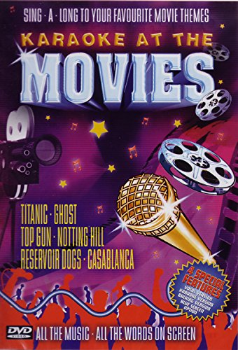 Karaoke: At the Movies (verschiedene Filme) -- via Amazon Partnerprogramm