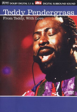 Teddy Pendergrass - From Teddy, With Love -- via Amazon Partnerprogramm