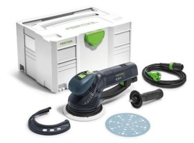 Festool RO 150 FEQ-Plus Rotex Elektro-Exzenterschleifer inkl. Koffer (575069)