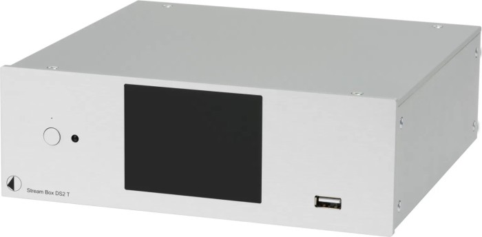 Pro-Ject Stream Box DS2 T silber