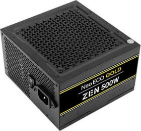 Antec Neo Eco Gold Zen NE500G, 500W ATX 2.4 (0-761345-11676-3/0-761345-11677-0)